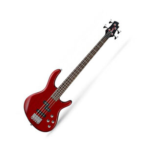 Cort Action Bass Plus Transparent Red