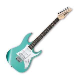 Ibanez GRX40MGN Electric Guitar in Metallic Light Green