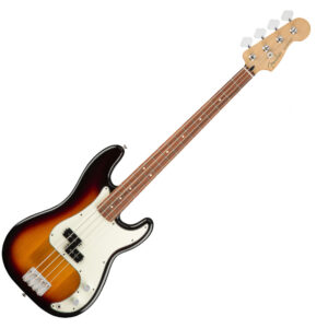 Fender Player Series Jazz 4 String Bass Guitar