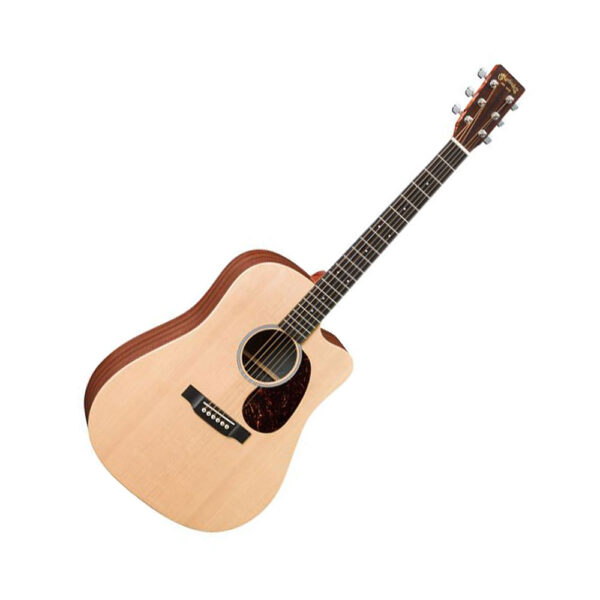Martin DCX1AE Macassar Acoustic Electric Guitar