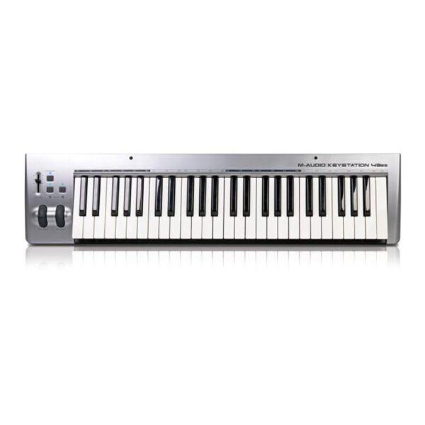 M Audio Keystation 49ES 49- key MIDI Controller