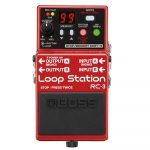 RC3 Loop Station Effects Pedal
