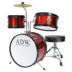 ADW 3 Piece Junior Drumkit