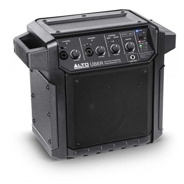 Alto UBER PA 50W Portable Rechargeable Bluetooth PA System