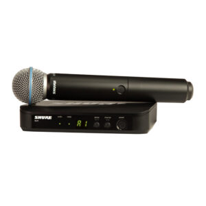 Shure BLX24E-PG58 Wireless Microphone