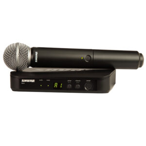 Shure BLX24E-SM58 Wireless Microphone