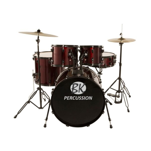Bk Percussion 5 Piece Drumkit