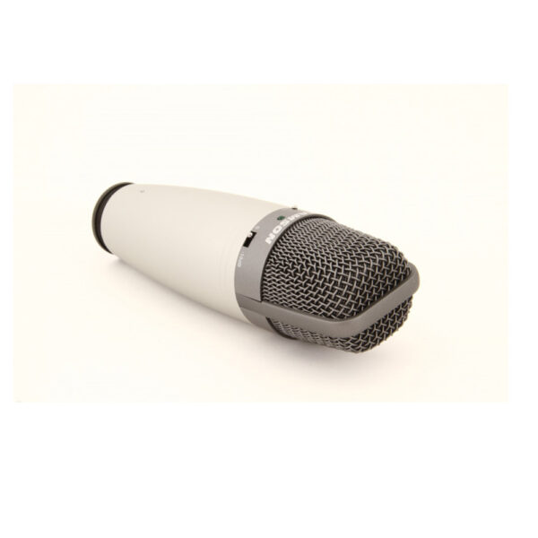 Samson C03UCW Multi-Pattern USB Microphone Software