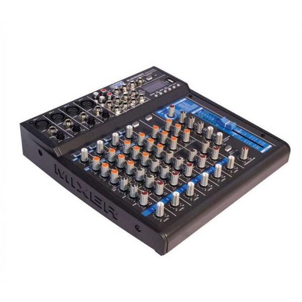 Hybrid M802 UBTX 10 Channel Analog Mixer
