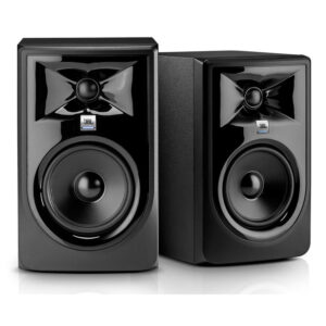 "JBL LSR305 MK2 5"" Powered Studio Monitor"