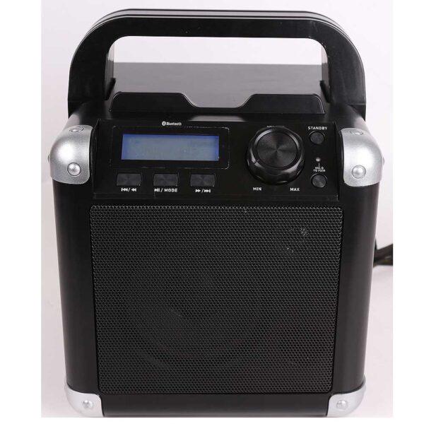 Hybrid KB4M Battery Powered Portable Speaker
