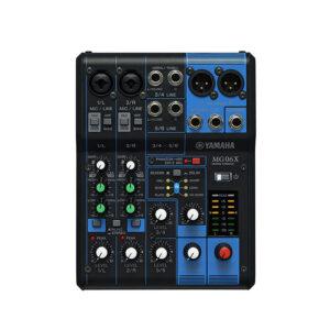 Yamaha MG06X Mixing Console