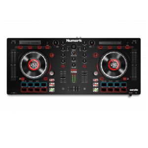 Numark Mixtrack Platinum DJ Controller Jog Wheel Display