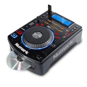 Numark NDX 500 USB CD Media Player