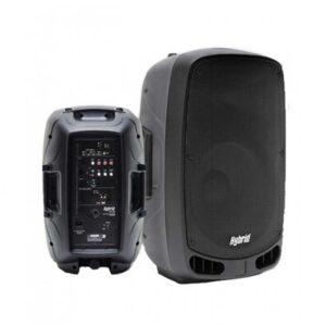 Hybrid PA12B Battery Powered Portable Speaker