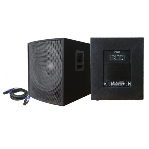 Hybrid Party Sub18 Inch Powered Subwoofer