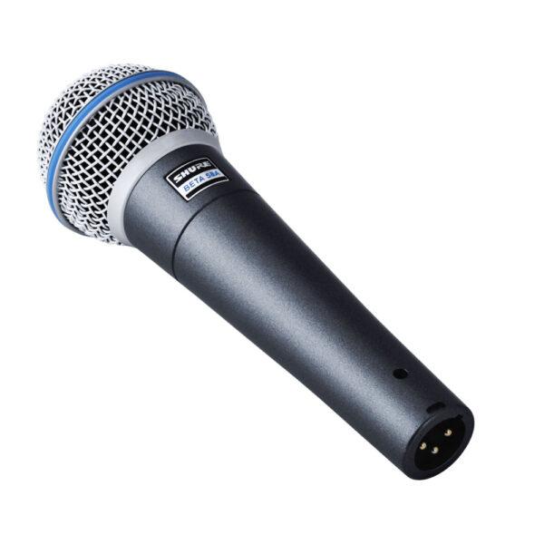 Shure Beta 58A Dynamic Super Cardioid Microphone