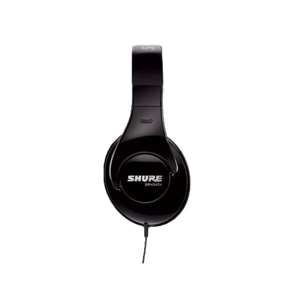 Shure SRH240 Over-Ear Headphones