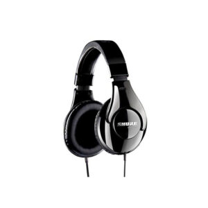 Shure SRH240 Over Ear Headphones