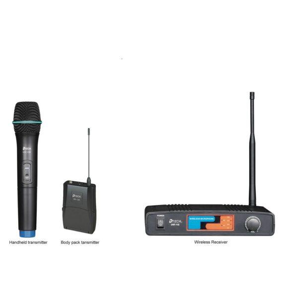 D-Tech UHF-11E-System