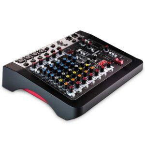 Allen & Heath ZEDi10 FX Compact 6 Input Analogue Mixer