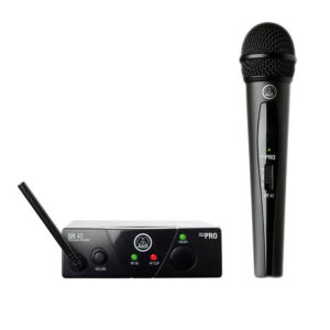 AKG WMS40 Mini V ISM1 Wireless Handheld System