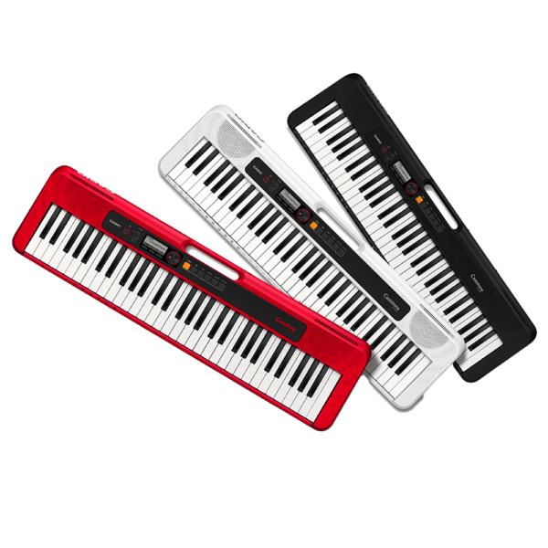 Casio CTS200 61 Key Portable Keyboard
