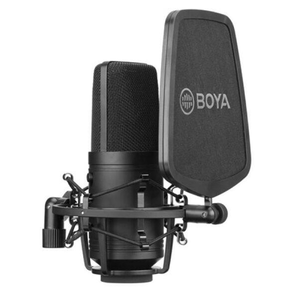 Boya M800 Large Cardioid Diaphragm Condenser Microphone