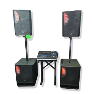 Wharfedale EVO-X Complete Passive PA System