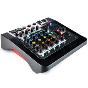 Allen & Heath ZEDi6 FX Compact 6 Input Analogue Mixer