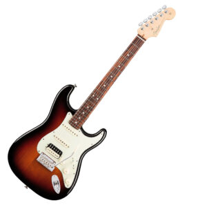 Fender Mexican Player Strat PF in Three Tone Sunburst