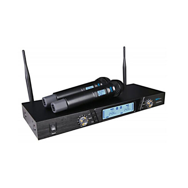 Hybrid G-DV Dual Handheld Wireless System