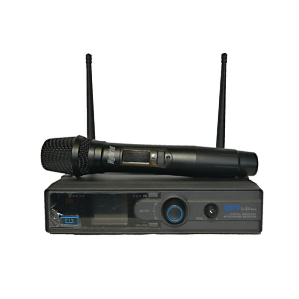 Hybrid USV MKIII Wireless Microphone Set