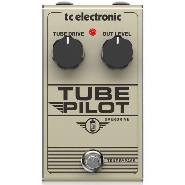 TC Electronic Tube Pilot Overdrive Pedal