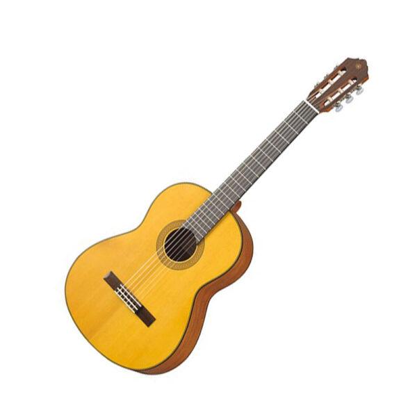 Yamaha CG122MS Classical Guitar – Solid Spruce Top