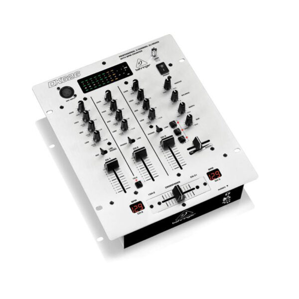 Behringer DX626 3 Channel DJ Mixer