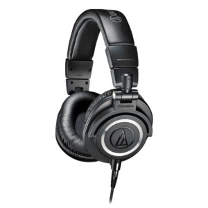 Audio Technica ATH-M50X Monitor Headphones