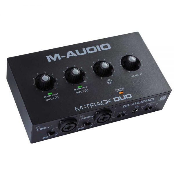 M Audio M-Track Duo