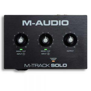 M Audio M-Track Solo