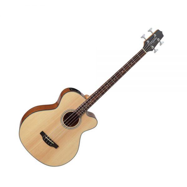 Takamine GB30CENAT Solid Spruce Mahogany Jumbo Acoustic Bass