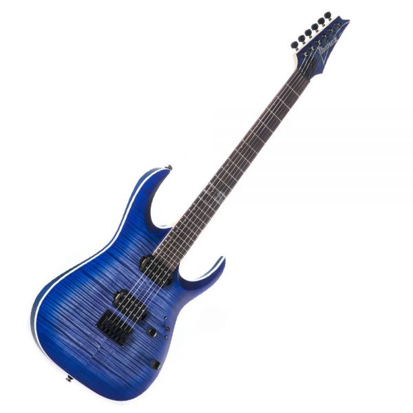 Ibanez RGA42FMBLF Electric Guitar Blue Lagoon Flat Burst